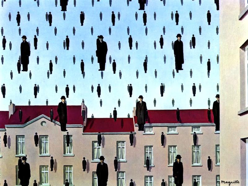 magritte_golconda small