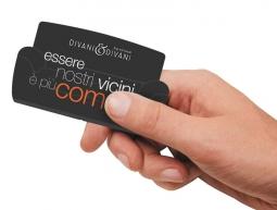 DIVANI&DIVANI: Card